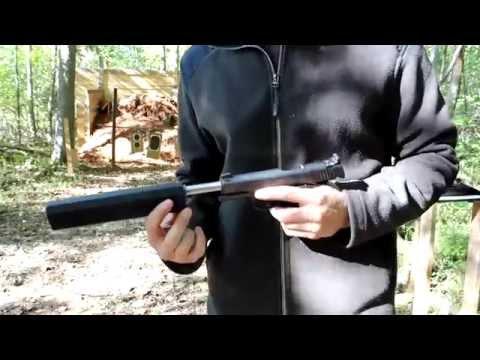 Remington R1 & Silencerco Osprey Enhanced 45 ACP 1911 silencer suppressor
