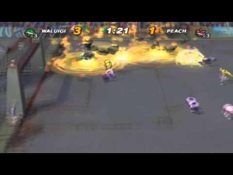 Super Mario Strikers #8 - Bowser Cup (Part 1)