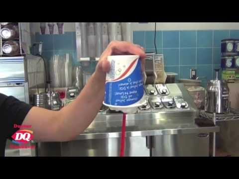 DQ: Making a Blizzard