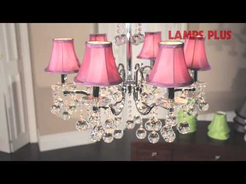 Simple & Affordable Chandelier Makeovers with Shades - Lamps Plus