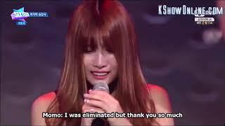 Download JYP Sixteen Final Momo 모모 EN sub 트와이스 Video