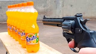 EXPERIMENT GUN vs Fanta