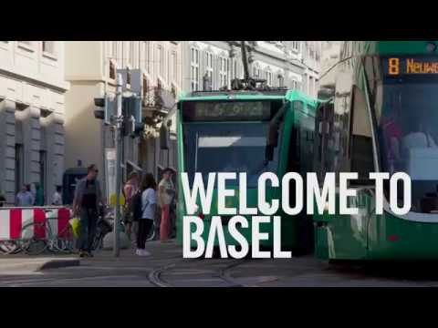 Welcome to Basel! Take a tour of the Swiss town.