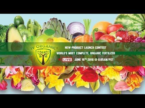 6 Days Left.... NEW Fertilizer Blends LIVE LAUNCH @ June 16th @ 8:05AM PST