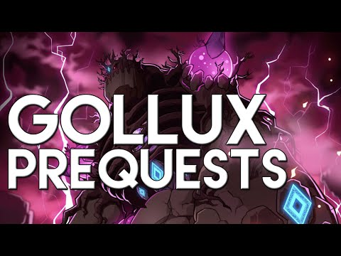 [MapleStory] Gollux Prequests Guide - FULL