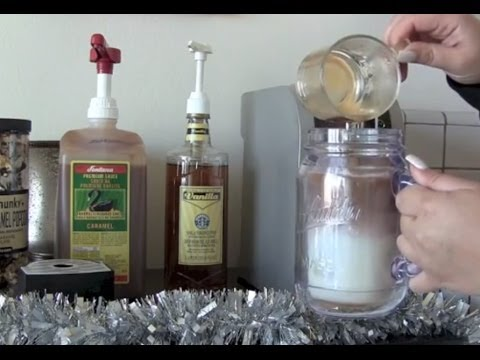 How To Make Iced Caramel Macchiato At Home