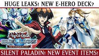 Yu-Gi-Oh! Duel Links   HUGE 5Ds Level Up Rewards Review