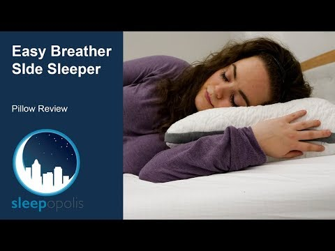 Easy Breather Side Sleeper Pillow - Made for Your Sleep Position?