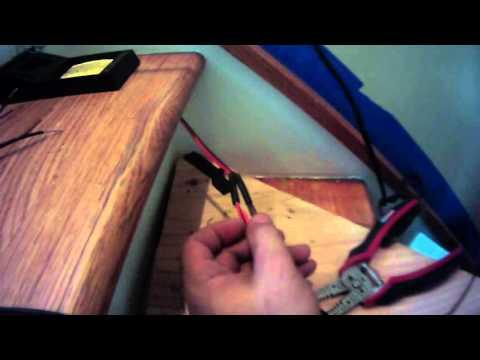 Motion Sensor LED Stairs