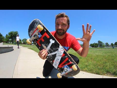 5 Easy To Learn Skateboard Flatground Tricks
