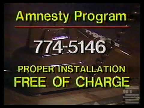 Stealing Cable Commercial 1993