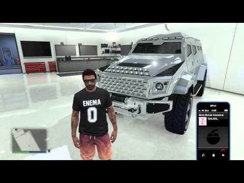 WMD Hectic GTA 5 Car Garage Showing