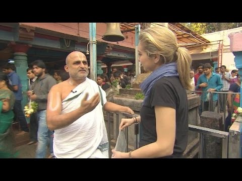 India's 'visa temple' provides hope for mi...