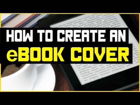 How to Create an eBook Cover (Amazon Kindle) - Photoshop Tutorial