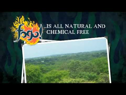 Fogo! Premium Hardwood Lump Charcoal