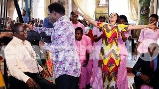 SCOAN 18/12/16: Prophecy Time, Prayer & Deliverance with TB Joshua