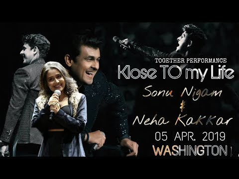 Xxx Mp4 SonuNigam Amp NehaKakkar First Time Together Performance At Washington DC 05 Apr 2019 Night 3gp Sex