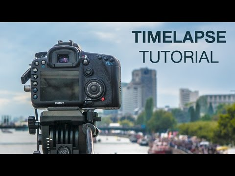 How to make a 4K timelapse film (Tutorial)