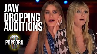 10 JAW DROPPING & EMOTIONAL America's Got Talent 2021 Auditions
