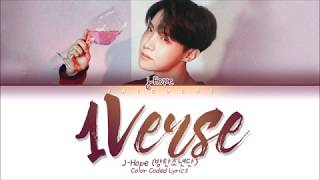 Download BTS J-Hope - 1 VERSE (1절) (Lyrics Eng/Rom/Han/가사) Video