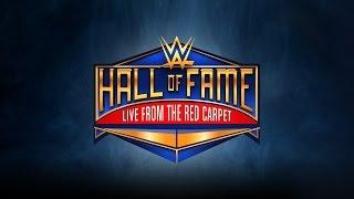 Hall of Fame Red Carpet LIVE
