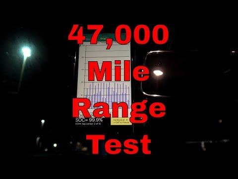 Tesla Model S 90D: Rated Range Degradation 47000 Miles 86 Weeks Ownership W/Chart