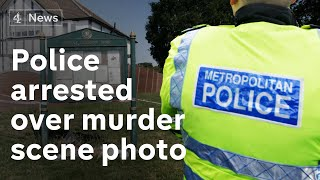 Two Met police officers under criminal investigation for sending photos of murdered sisters