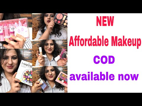 Top 10 new affordable makeup products in India Under Rs300