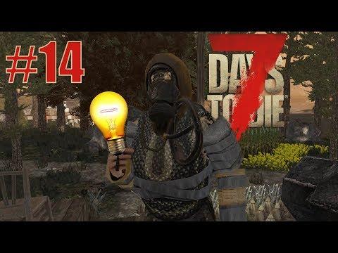 7 Days to die   Nagpakonek na kami sa meralco   MAY ILAW NA #14 (TAGALOG)