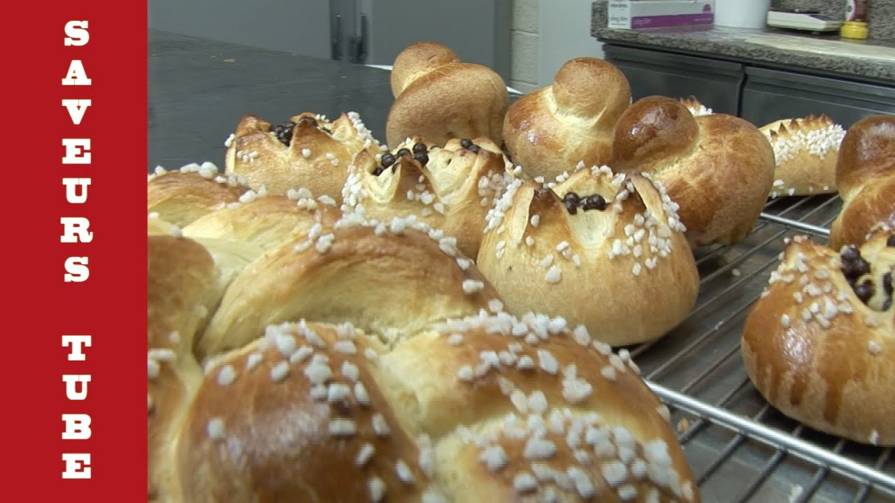 How to make Brioche with The French Baker  TV Chef Julien from Saveurs Dartmouth U.K.
