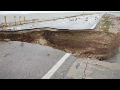 The Causeway in Cuba • Damaged • Getting Fixed • Hurricane Irma 🇨🇦🇨🇺
