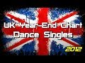UK Top 40 - Dance Singles | Year-End Chart Of 2012