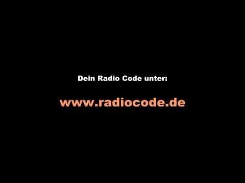 Unlock Car Radio Code VW Becker Blaupunkt Mercedes Ford Renault BMW Fiat Radiocode