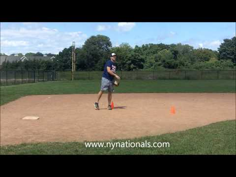 How to Make Accurate Throws Across the Infield