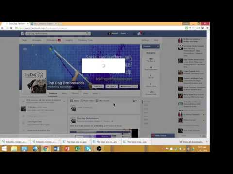 How to Build Your Biz Facebook Page from all your LinkedIn Connections