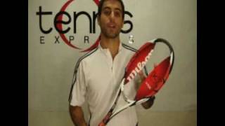 Wilson K Surge Tennis Express Racket Review Music Jinni