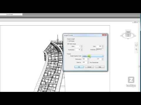 25 Revit Export Walkthrough