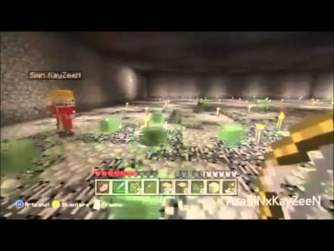 TUTO Minecraft XBOX 360  Ferme à Slimes, Faire Spawner Des Slimes   How To Find Slim ! D