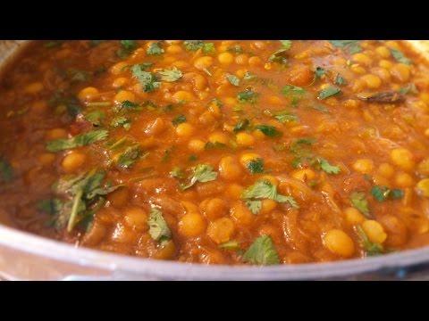 मटर की सब्जी (रगड़ा) रेसिपी हिंदी में - Ragda Recipe in Hindi