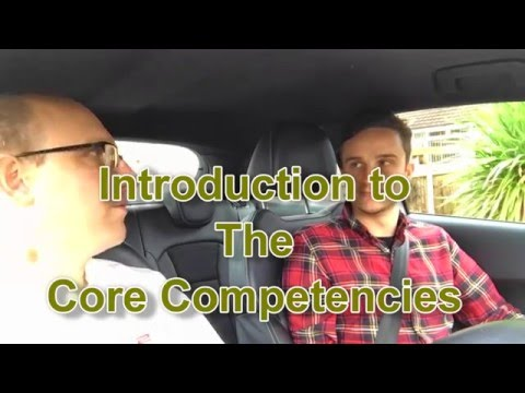 Part 3 - The Core Competencies - Driving Instructor Training