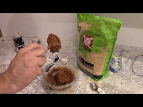 Paste Baits How To for Carp Fishing CC Moore