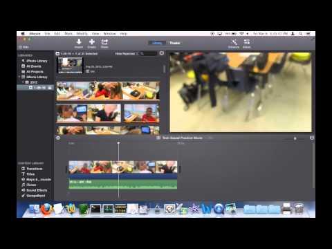 How to Detach Audio on iMovie