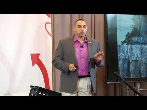 A Race For Cyber Arms: Dwayne Hodges at TEDxWilmingtonUniversity