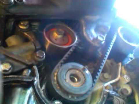 1996 Chrysler Sebring Timing belt Pt 3