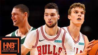 Milwaukee Bucks vs Chicago Bulls - Full Game Highlights | October 7, 2019 NBA Preseason