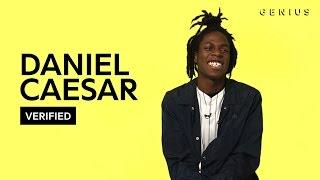 "Daniel Caesar ""Get You"" Official Lyrics & Meaning | Verified"