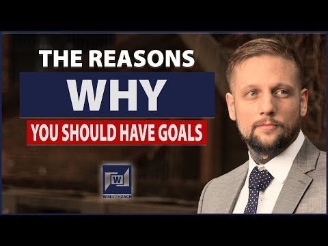 Reasons Why You Should Set Goals