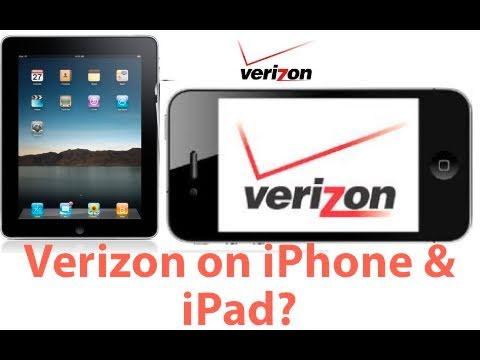 iPad with Verizon and an Verizon iPhone Coming Soon?