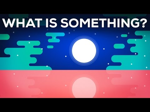 What Is Something?