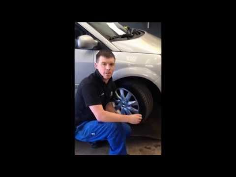 How to easily check your Tyre Tread Depth at home! Tyre Safety Awareness Month